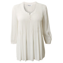 Buy East Pintuck Blouse Online at johnlewis.com