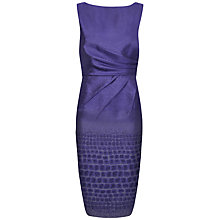 Buy Alexon Jacquard Ombre Dress, Viola Online at johnlewis.com