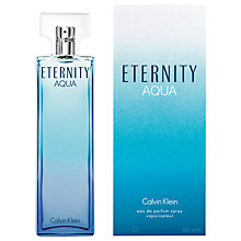 Buy Calvin Klein Eternity Aqua for Women Eau de Parfum, 30ml Online at johnlewis.com