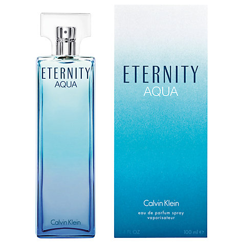 Buy Calvin Klein Eternity Aqua for Women Eau de Parfum Online at johnlewis.com