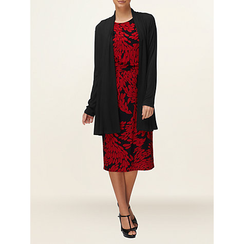 Buy Phase Eight Christie Cardigan, Black Online at johnlewis.com