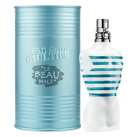 Buy Jean Paul Gaultier Le Beau Male Eau de Toilette Online at johnlewis.com