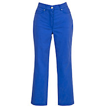 Buy Zaffiri Lara Cropped Jeans Online at johnlewis.com