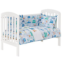 John Lewis Transport Bedding Range