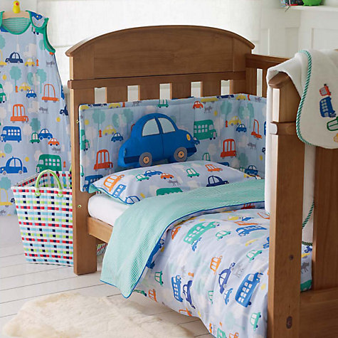 Buy John Lewis Transport Bedding Range Online at johnlewis.com