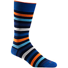 Buy Duchamp Mid Stripe Socks Online at johnlewis.com