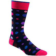 Buy Duchamp Star Dot Socks Online at johnlewis.com