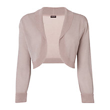 Buy Phase Eight Florence Bolero, Dusty Pink Online at johnlewis.com