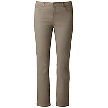 Buy Gérard Darel Python Jeans, Khaki Online at johnlewis.com