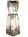 Tara Jarmon Digital Print Dress