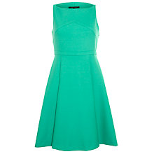 Buy Tara Jarmon Heavy Jersey Flared Dress Online at johnlewis.com
