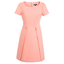 Buy Tara Jarmon Heavy Jersey Short Sleeve Dress Online at johnlewis.com