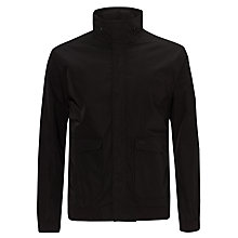 Buy Levi's Moffett Jacket, Black Online at johnlewis.com