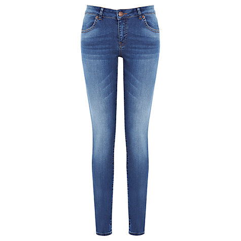 Buy Warehouse Straight Leg Jeans, Denim Online at johnlewis.com