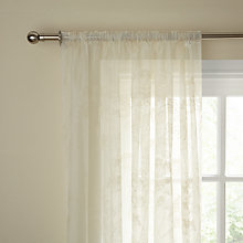 Buy John Lewis Cow Parsley Voile Online at johnlewis.com