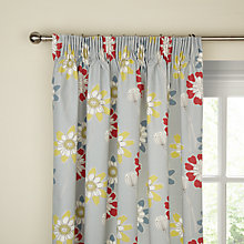 Buy John Lewis Tilda Lined Pencil Pleat Curtains Online at johnlewis.com