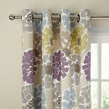 Buy John Lewis Zinnia Eyelet Curtain Online at johnlewis.com