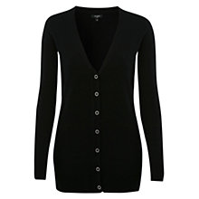 Buy Hobbs Bliss Cardigan, Navy Online at johnlewis.com