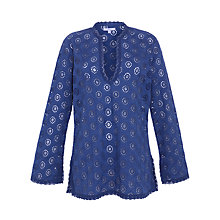 Buy John Lewis Cutwork Kaftan Online at johnlewis.com