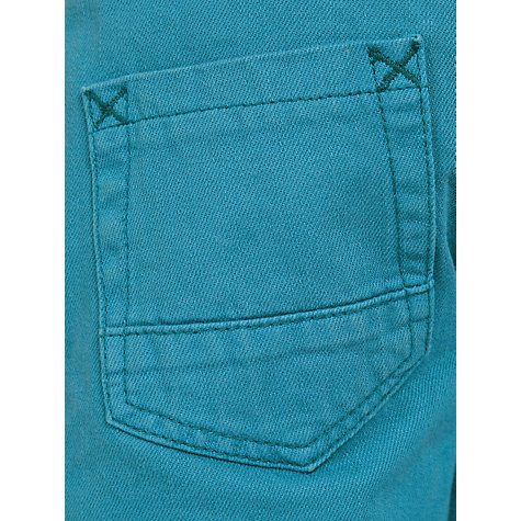 Buy John Lewis Boy Coloured Denim Shorts Online at johnlewis.com