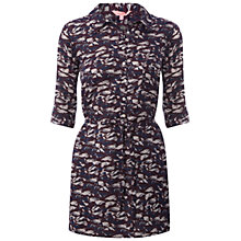 Buy White Stuff Quackers Tunic Dress, Purple Rain Online at johnlewis.com