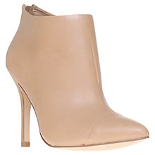 Buy Carvela Sabrina Leather Stiletto Heel Point Toe Ankle Boots Online at johnlewis.com