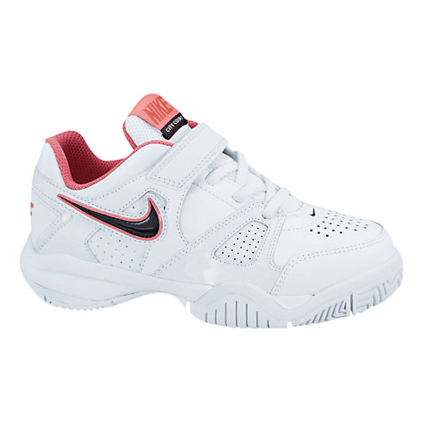 Buy Nike City Court VII Tennis Shoes, White Online at johnlewis.com