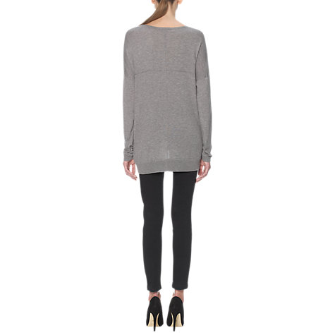 Buy Whistles Mattie Intarsia Jumper Online at johnlewis.com