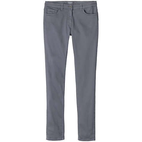Buy Toast Coloured Skinny Jeans, Grey Online at johnlewis.com