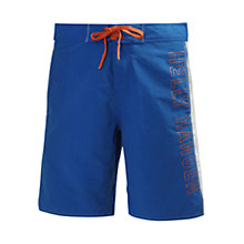 Buy Helly Hansen Logo Shorts, Blue Online at johnlewis.com