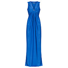 Buy John Lewis Amari Maxi Dress, Cobalt Online at johnlewis.com