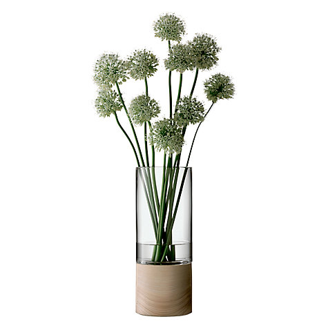 Buy LSA Lotta Column Vases Online at johnlewis.com