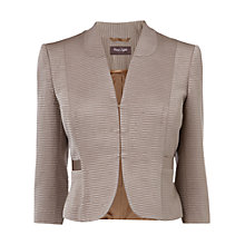 Buy Phase Eight Lylah Ottoman Jacket Online at johnlewis.com