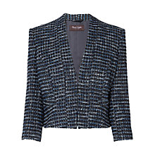 Buy Phase Eight Abby Tweed Jacket, Ink Online at johnlewis.com