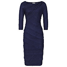 Buy Reiss Janelle Bodycon Lace Dress, Royal Blue Online at johnlewis.com