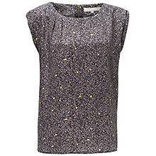 Buy Fenn Wright Manson Bella Top, Navy Orchid Online at johnlewis.com