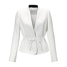 Buy Fenn Wright Manson Eliana Jacket, Chalk Online at johnlewis.com