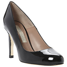 Buy Pied A Terre Adiva Patent High Heel Court Shoes Online at johnlewis.com
