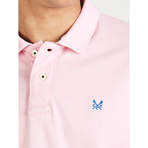 Buy Crew Clothing Classic Polo Shirt Online at johnlewis.com