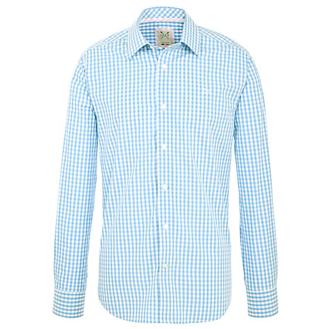 Buy Crew Clothing Gingham Check Shirt Online at johnlewis.com