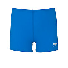 Buy Speedo Boys' Aqua Swimming Shorts, Blue Online at johnlewis.com
