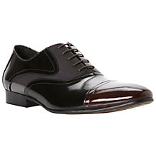 Buy Dune Americano Patent Leather Oxford Shoes Online at johnlewis.com