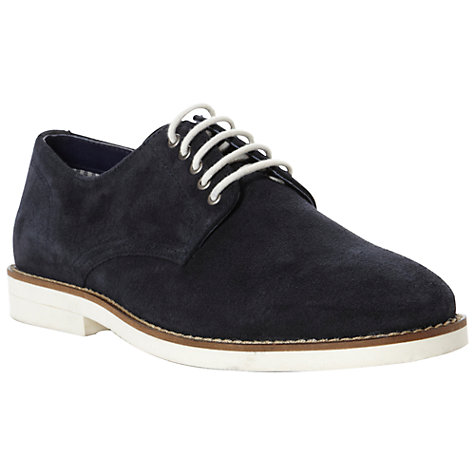 Buy Dune Boyish Suede Derby Shoes Online at johnlewis.com
