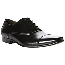 Buy Dune Academy Toe Cap Seam Detail Leather Oxford Shoes Online at johnlewis.com