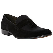Buy Dune Ashton Tassle Suede Loafers Online at johnlewis.com