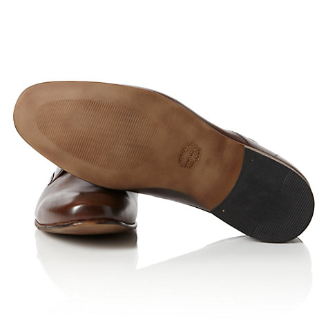 Buy Dune Argentina Leather Derby Shoes Online at johnlewis.com