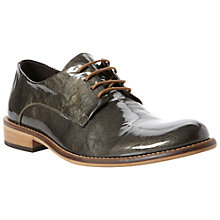 Buy Bertie Alcatraz Patent Leather Derby Shoes Online at johnlewis.com