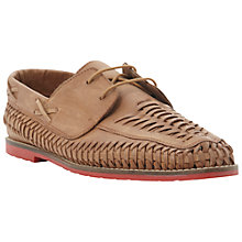 Buy Bertie Blackpool Leather Lace Up Shoes Online at johnlewis.com