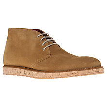 Buy KG by Kurt Geiger Dainty Suede Desert Boots Online at johnlewis.com
