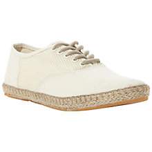 Buy Dune Flip Lace Up Espadrilles Online at johnlewis.com